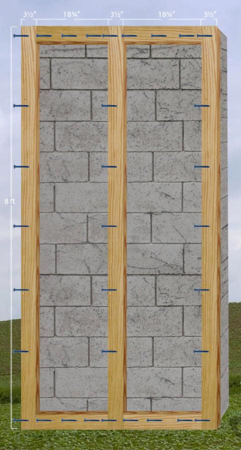 climbing-wall-base