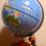 幼児、小学生の入学祝いにおすすめの地球儀レイメイ藤井OYV11のレビュー