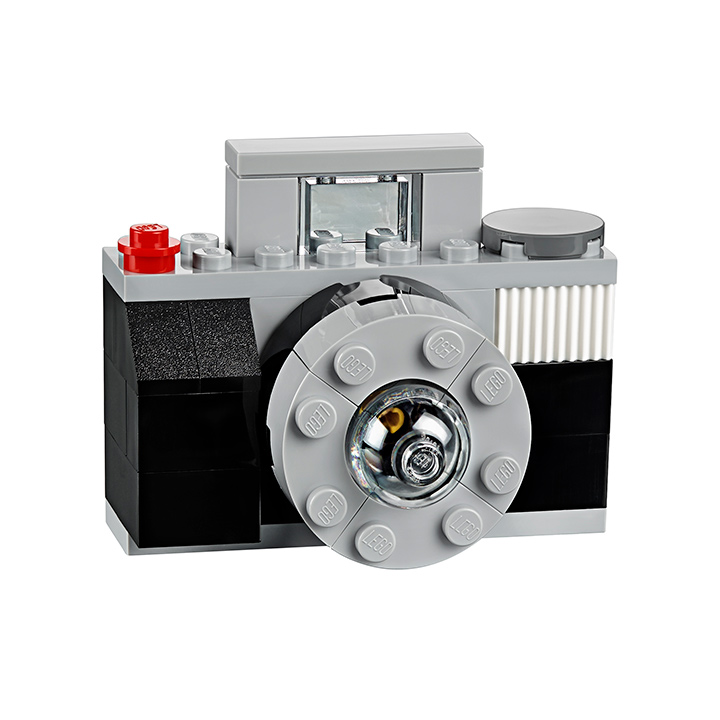 LEGO Classic 10698 LEGO Large Creative Brick Box Camera