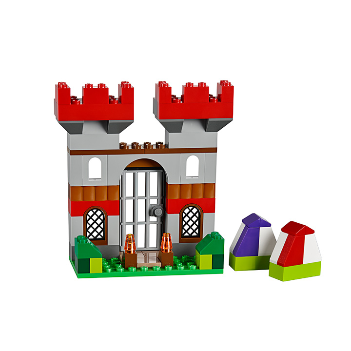LEGO Classic 10698 LEGO Large Creative Brick Box Castle