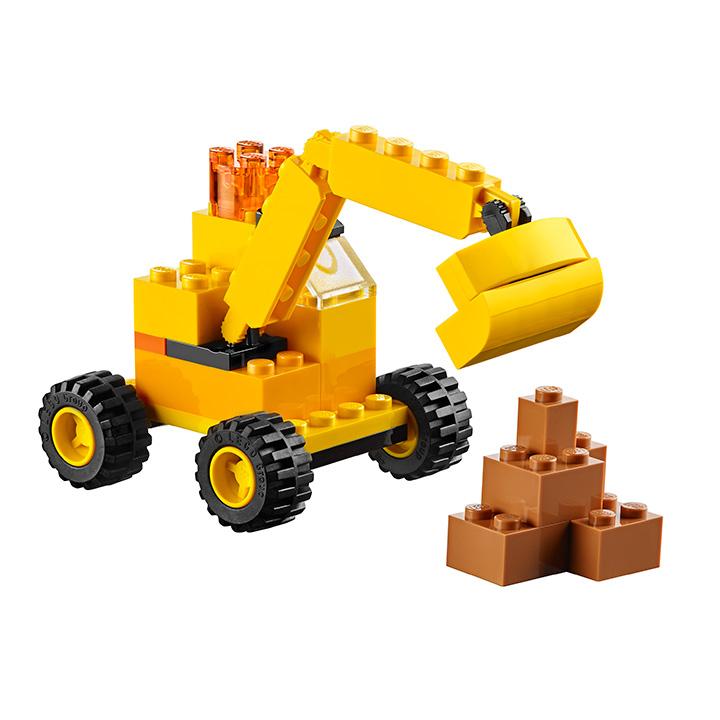 LEGO Classic 10698 LEGO Large Creative Brick Box Excavator