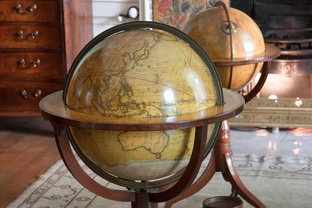 大人の地球儀