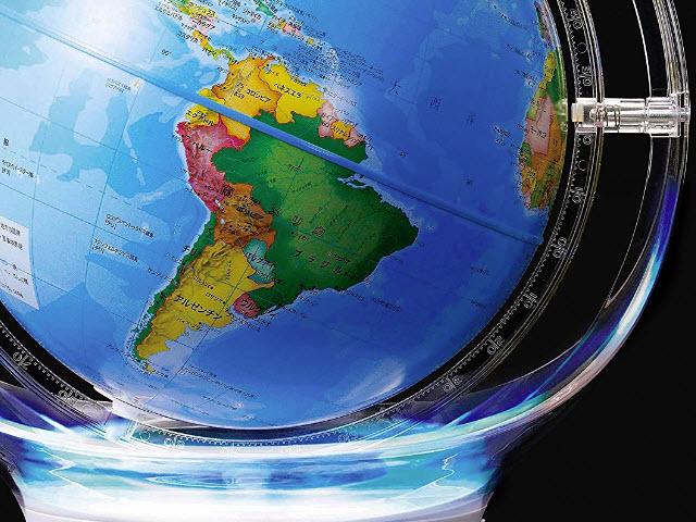 ドウシシャ しゃべる地球儀 ガイア