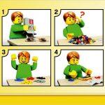 レゴ (LEGO)  10698 収納方法(準備とかたずけ)