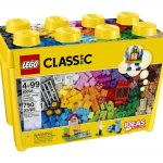 おすすめレゴ(LEGO)クラシック黄色の違いと作り方 10698からアイデアパーツまで