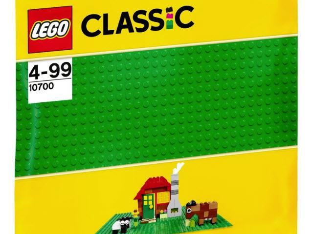 レゴ(LEGO) 基礎板 10700