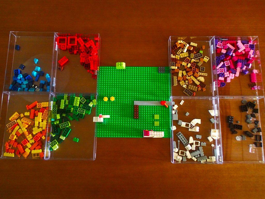レゴ(収納方法)