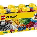 レゴ (LEGO)クラシック 10696 公式レシピ 説明書 作品例と作り方 ダウンロード方法