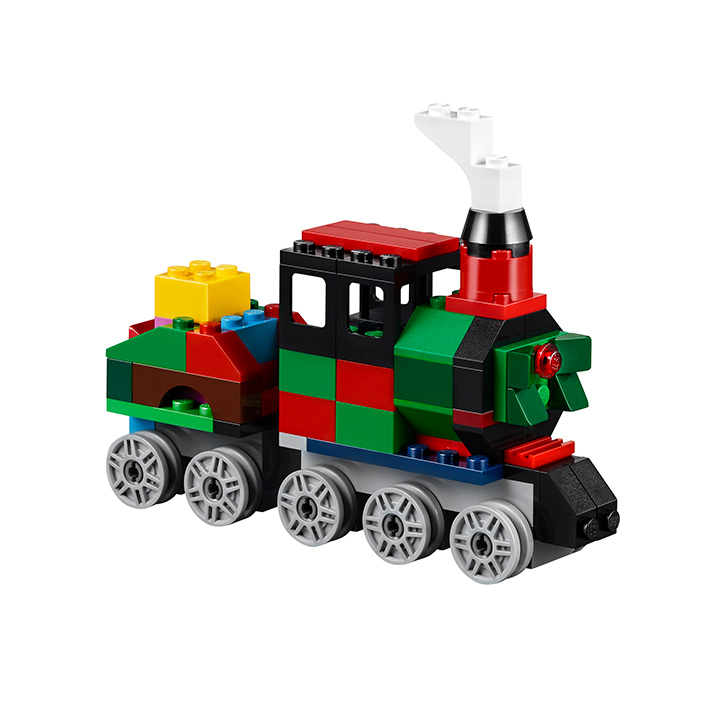 LEGO Classic Advent Calendar Holiday Train