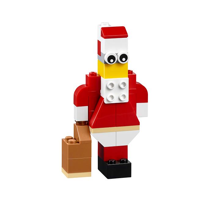 LEGO Classic Advent Calendar Santa Claus