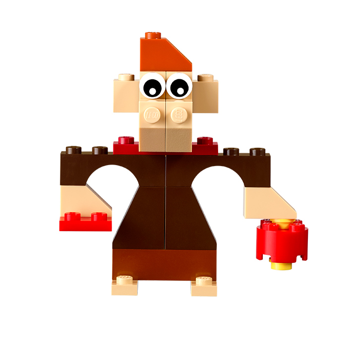 LEGO Classic Chinese New Year Monkey