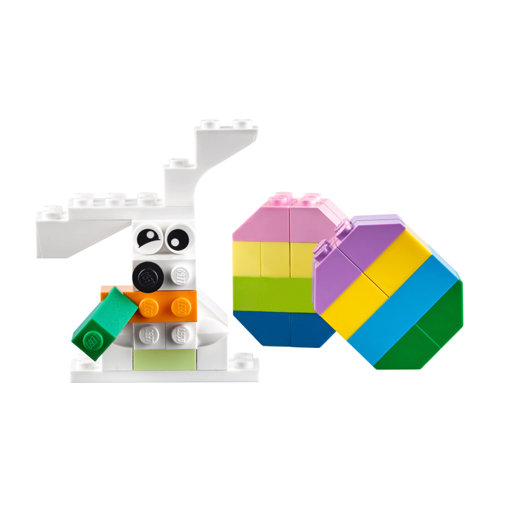 LEGO Classic spring bunny and eggs