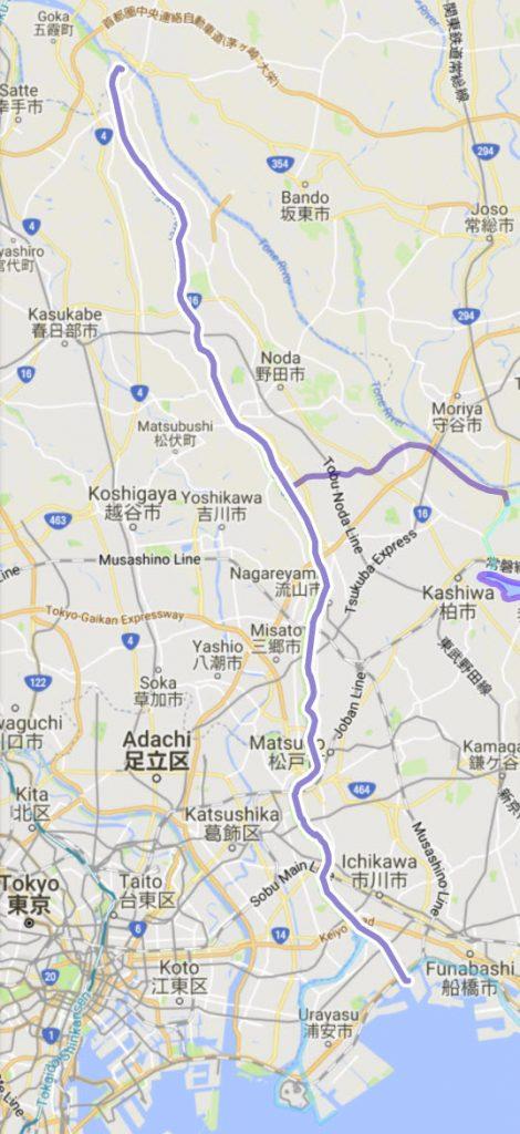 千葉サイクリングコース(ロード)401