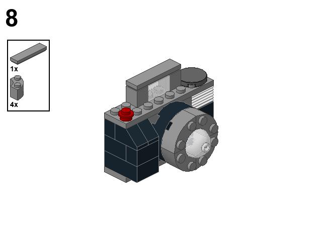 レゴ カメラ 10698