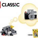 レゴ (LEGO) 10698 カメラの作り方 説明書