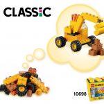 レゴ (LEGO) 10698 ショベルカーの作り方 説明書