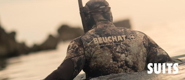 Beuchat(ブッシャー)ウェットスーツを海外通販