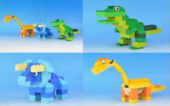 レゴ (LEGO)クラシック 10698 恐竜