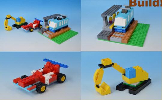 レゴ10698作り方