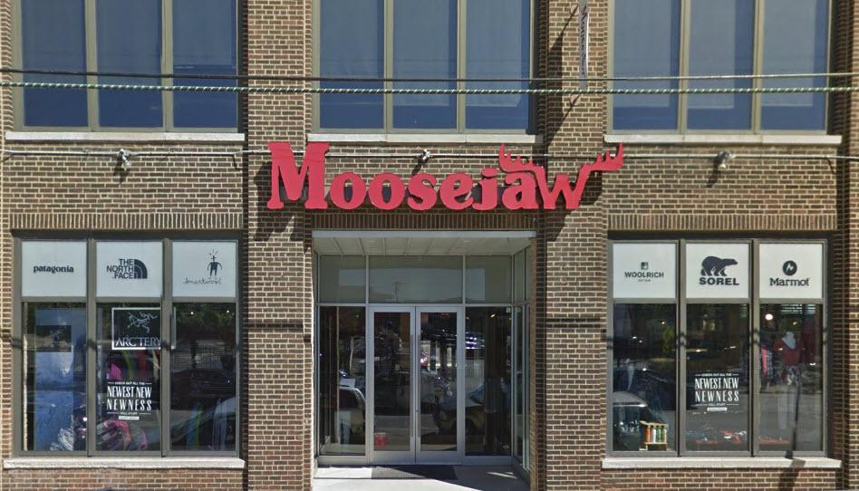 moosejaw 実店舗