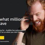 アメリカ版Amazon(アマゾン) Audible(オーディブル)の使い方と英語学習