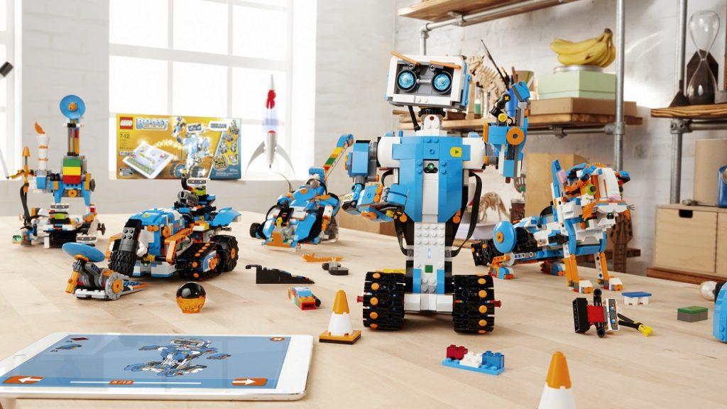 レゴ (LEGO) BOOST ブースト クリエイティブ ツールボックス Creative Toolbox 17101