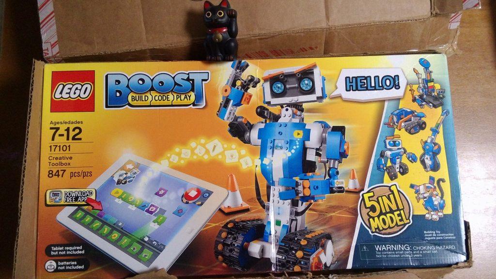 レゴブースト クリエイティブ・ボックス LEGO BOOST Creative Toolbox 17101