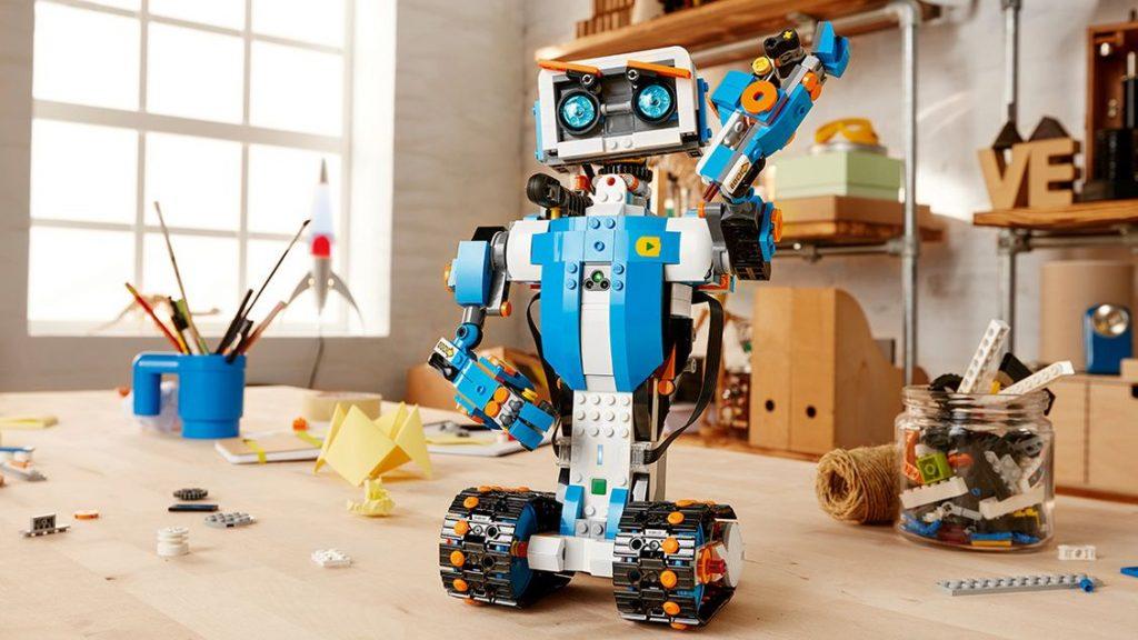 ロボットのバーニー