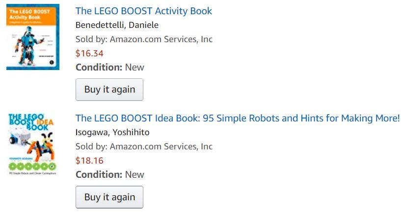 レゴ (LEGO) BOOST ブースト 17101の拡張と改造の本